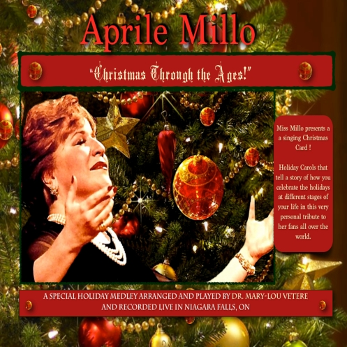 Aprile Millo %22Christmas Through the Ages!%22