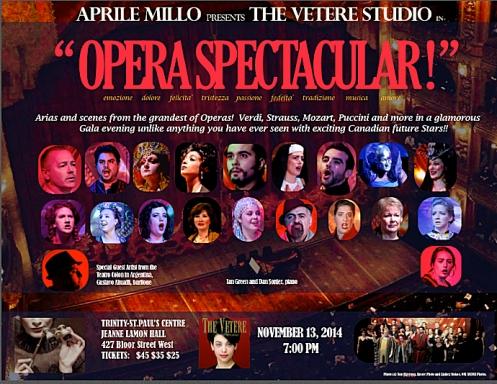 Aprile Millo Vetere Opera Spectacular! 1a